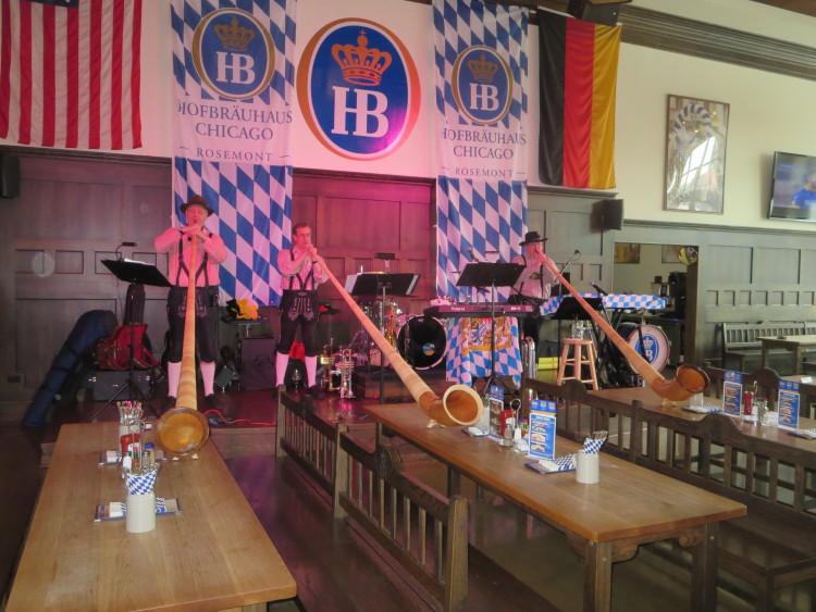Alphorn Trio 2